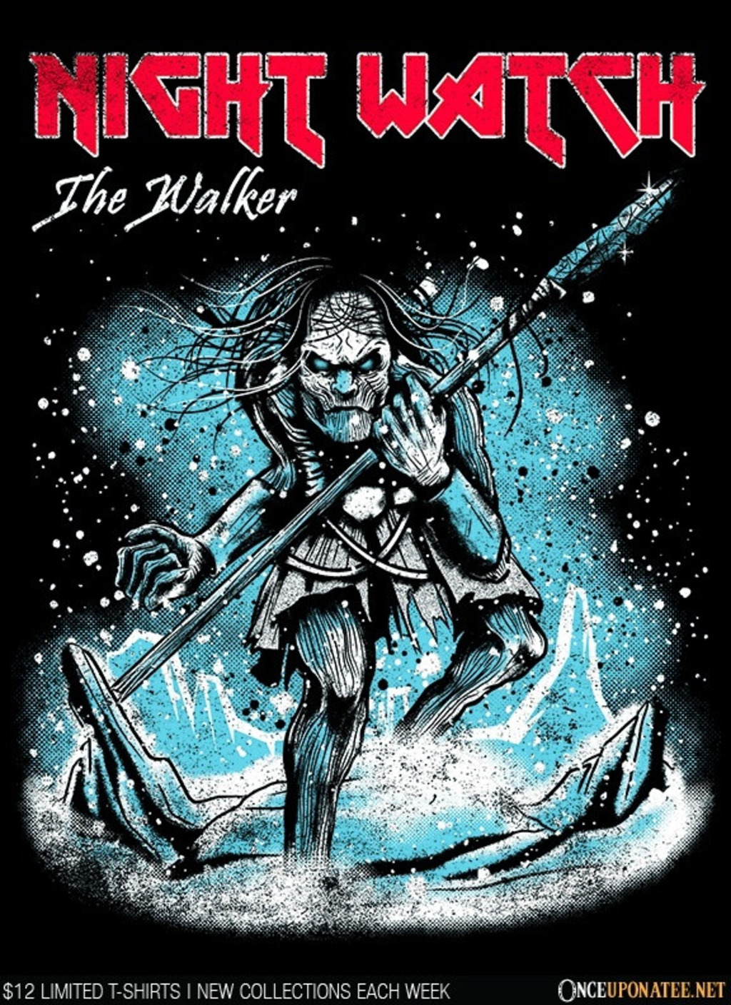 Once Upon a Tee: The Walker