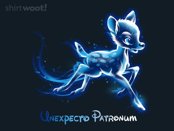 Woot!: Unexpecto Patronum