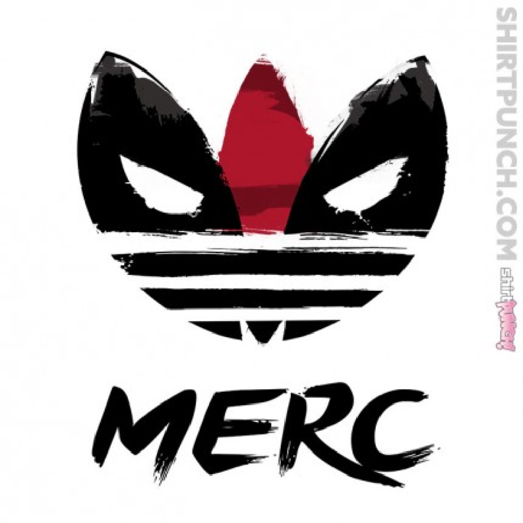 ShirtPunch: Merc Brand