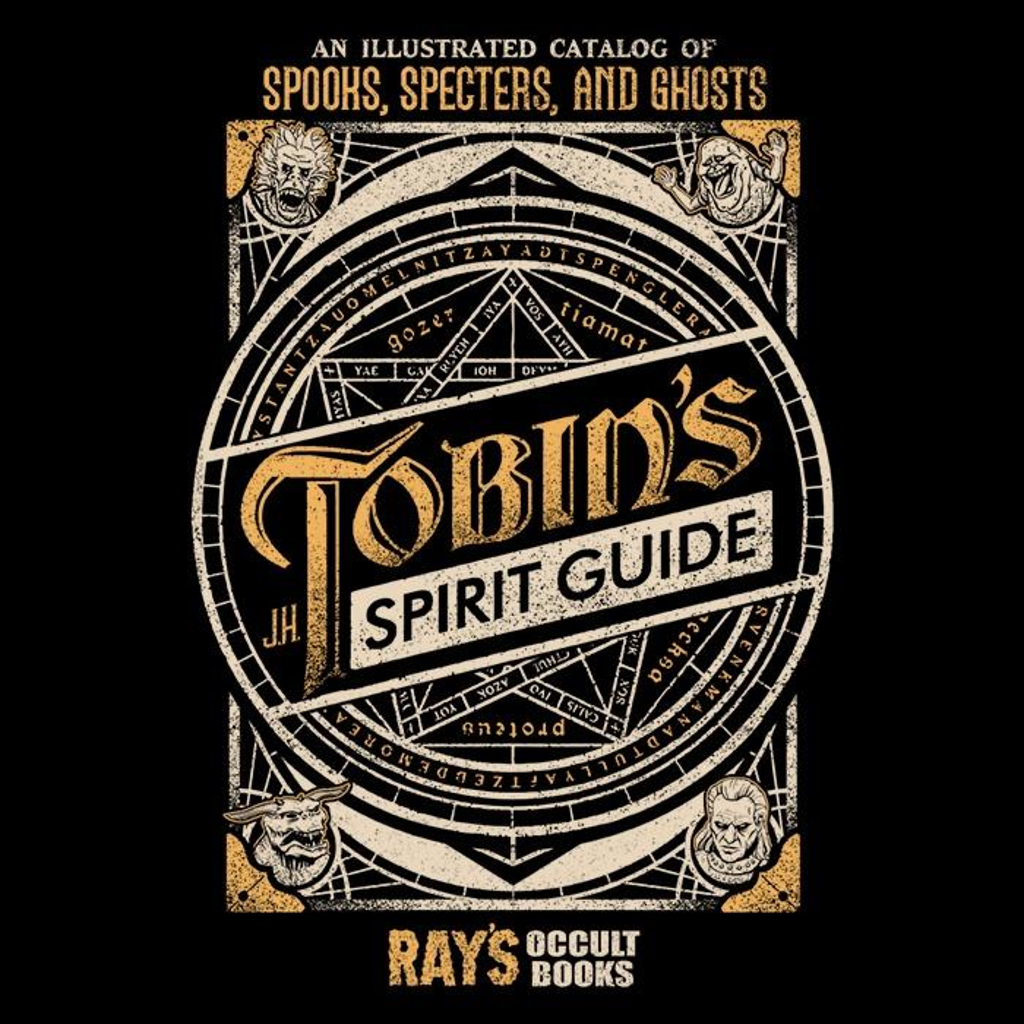 Once Upon a Tee: Tobin's Spirit Guide
