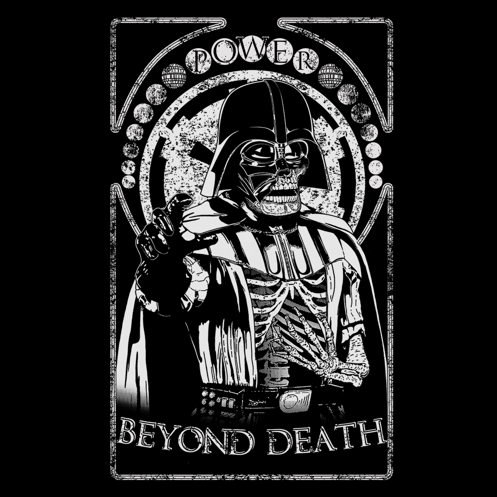 Pop-Up Tee: Beyond Death