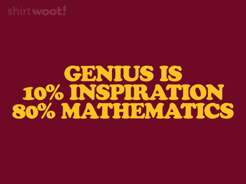 Woot!: Mostly Genius