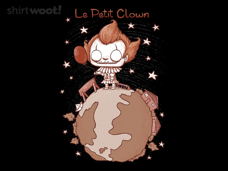 Woot!: Le Petit Clown