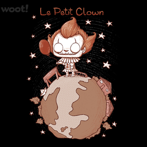 Woot!: Le Petit Clown