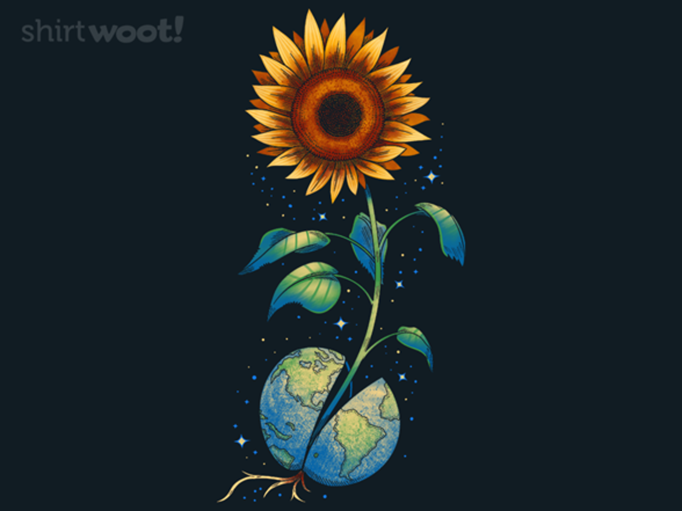 Woot!: Sunflower