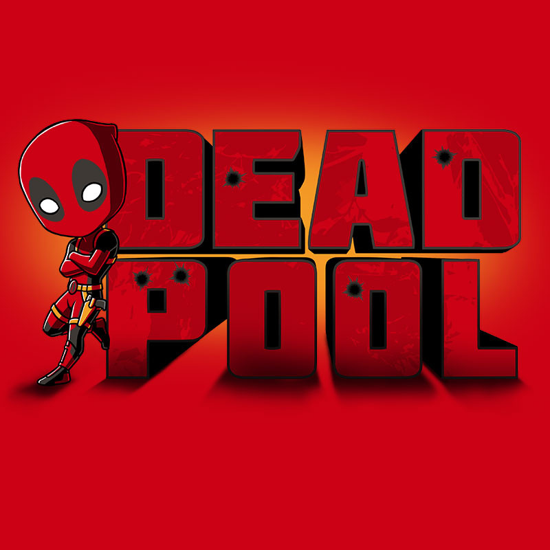 TeeTurtle: Deadpool Shirt