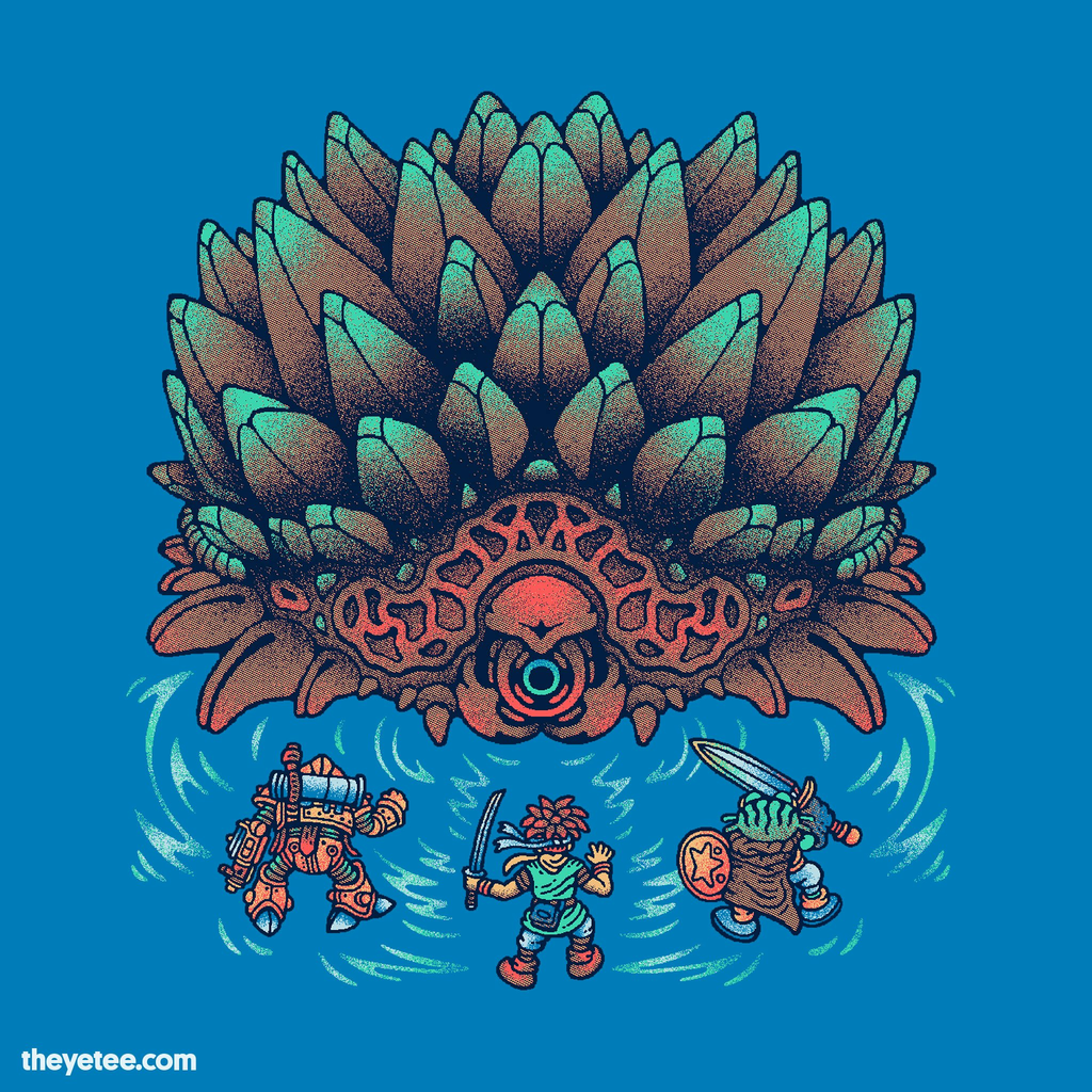 The Yetee: LAVOS