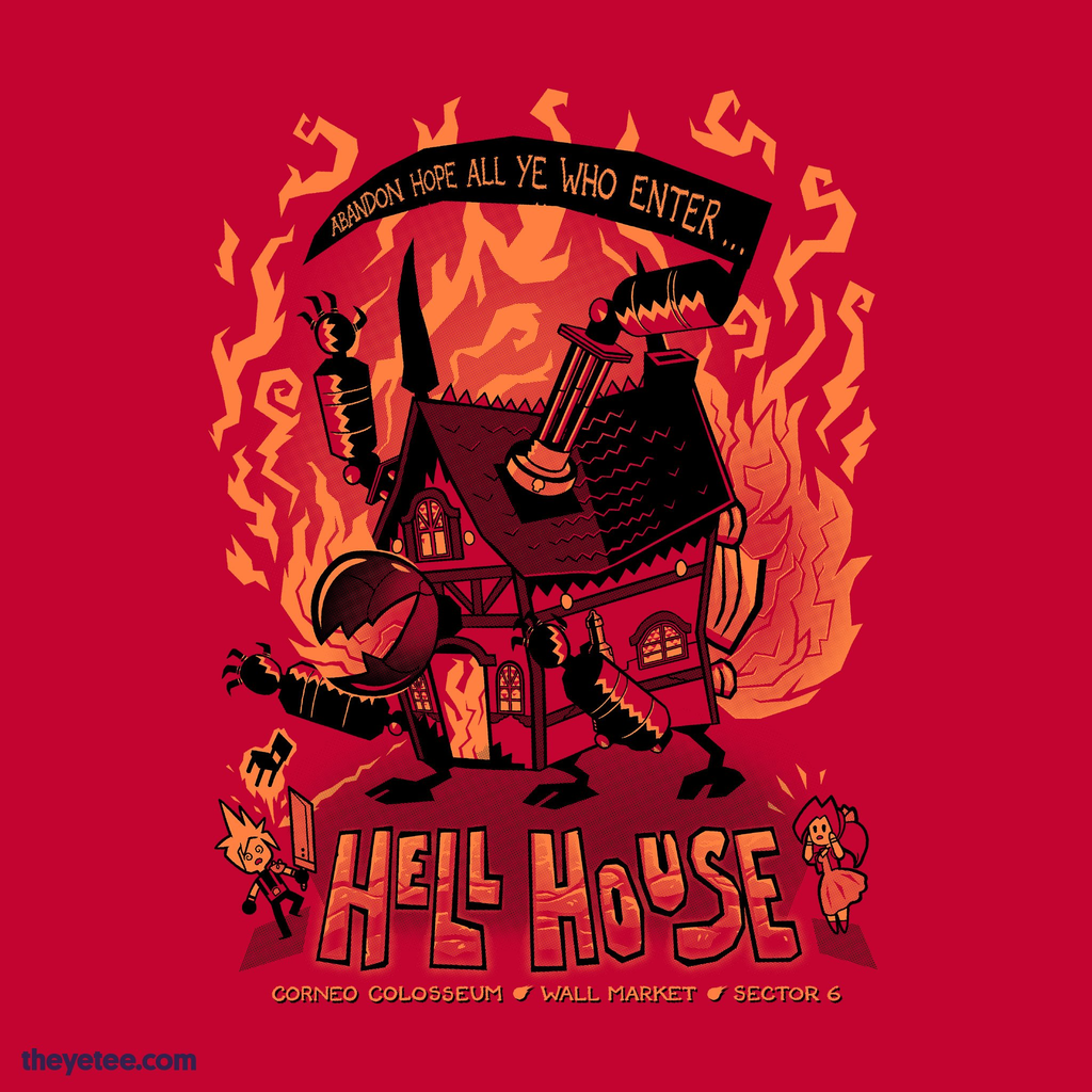 The Yetee: Hell House