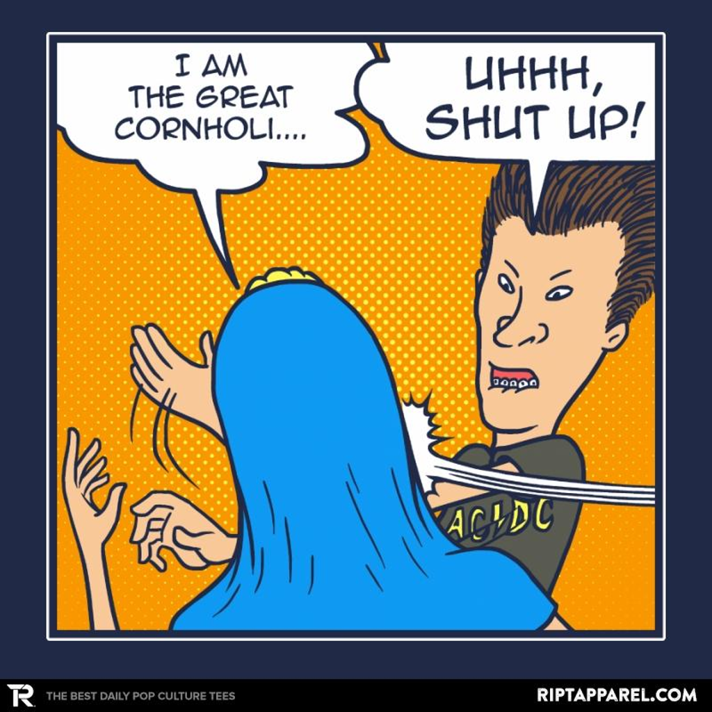 Ript: Uhhhh, Shut up!