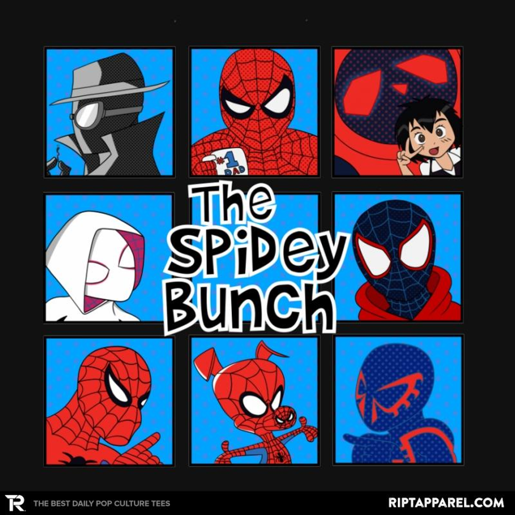 Ript: The Spider Bunch
