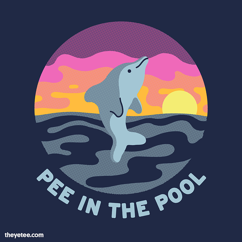 The Yetee: Pee in the Pool