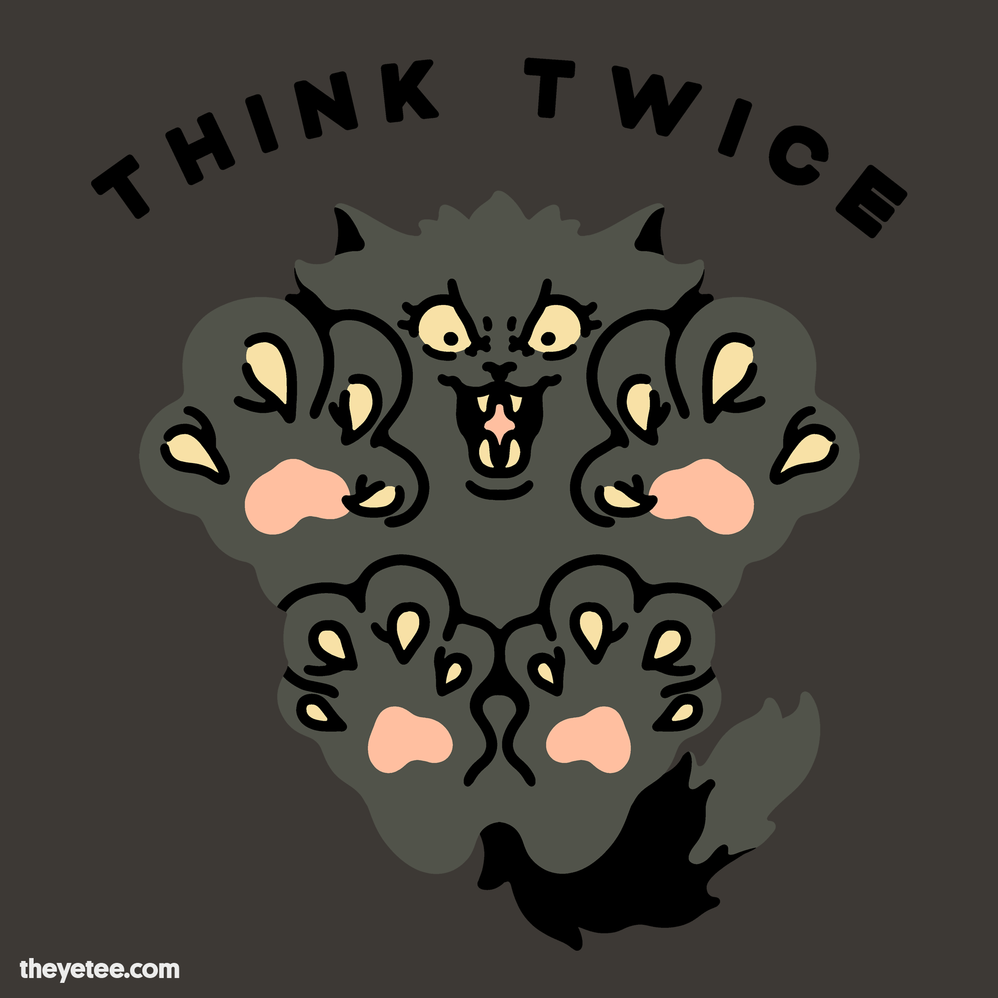 The Yetee: Think Twice