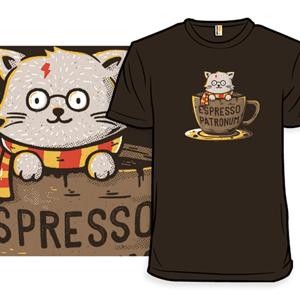 Woot!: Espresso Patronum