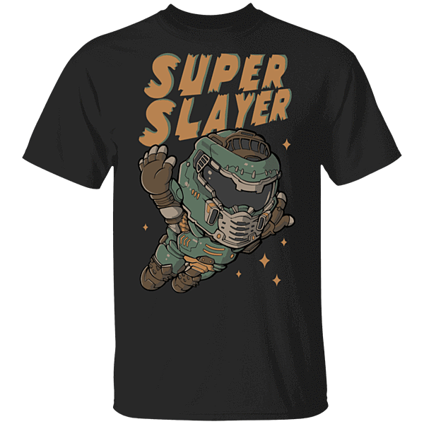 Pop-Up Tee: Super Slayer