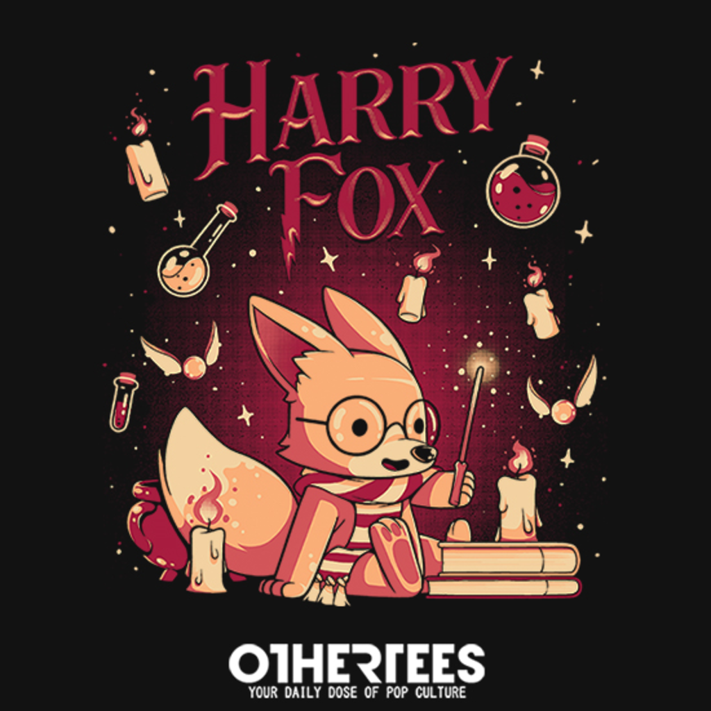 OtherTees: Harry Fox