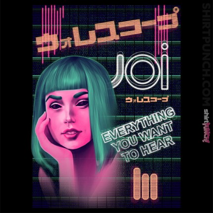 ShirtPunch: JOI
