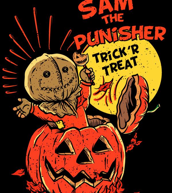 teeVillain: The Punisher