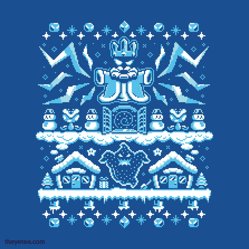 The Yetee: Chapter 7