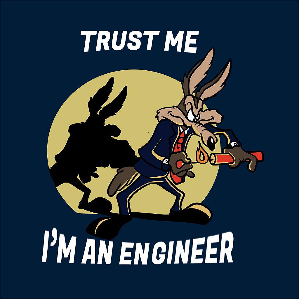 TeeTee: Trust me i'm an engineer