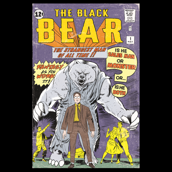 NeatoShop: The Black Bear