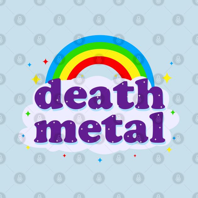 TeePublic: Death Metal
