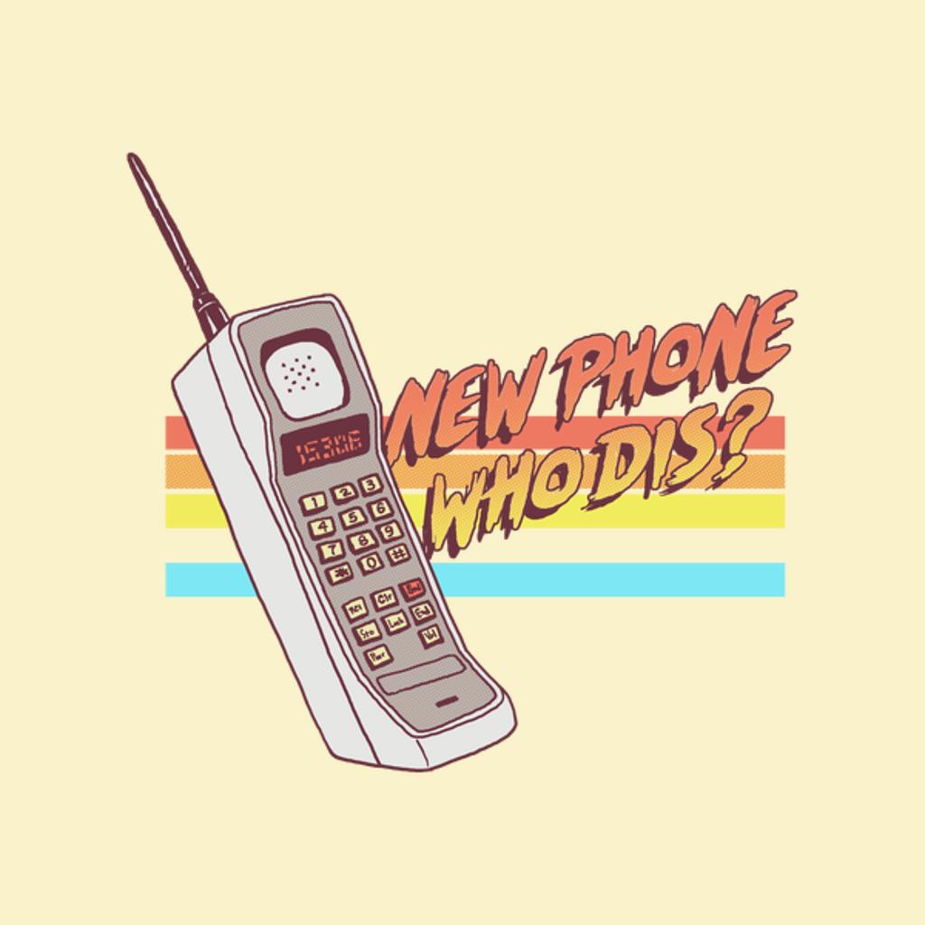 NeatoShop: New Phone