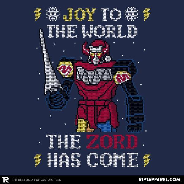 Ript: The Zord Has Come!