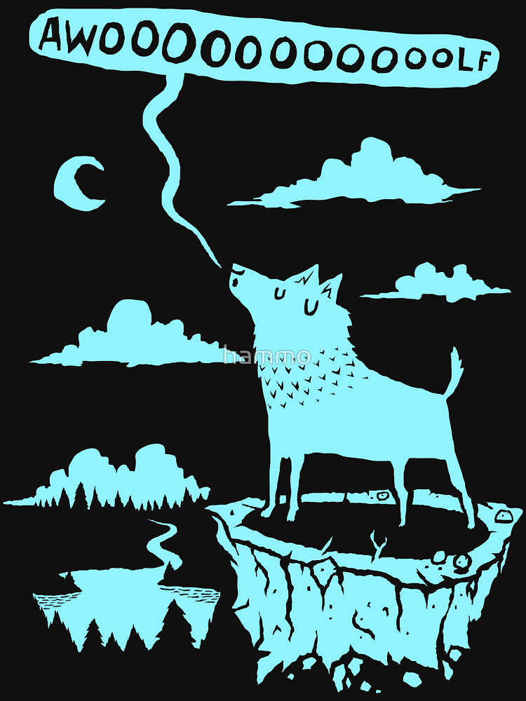 RedBubble: Wolf