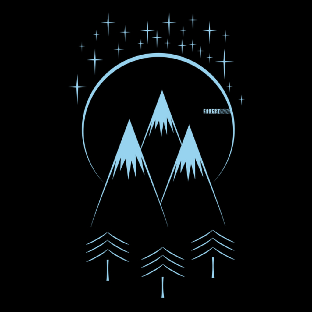 NeatoShop: Forest Mountains II