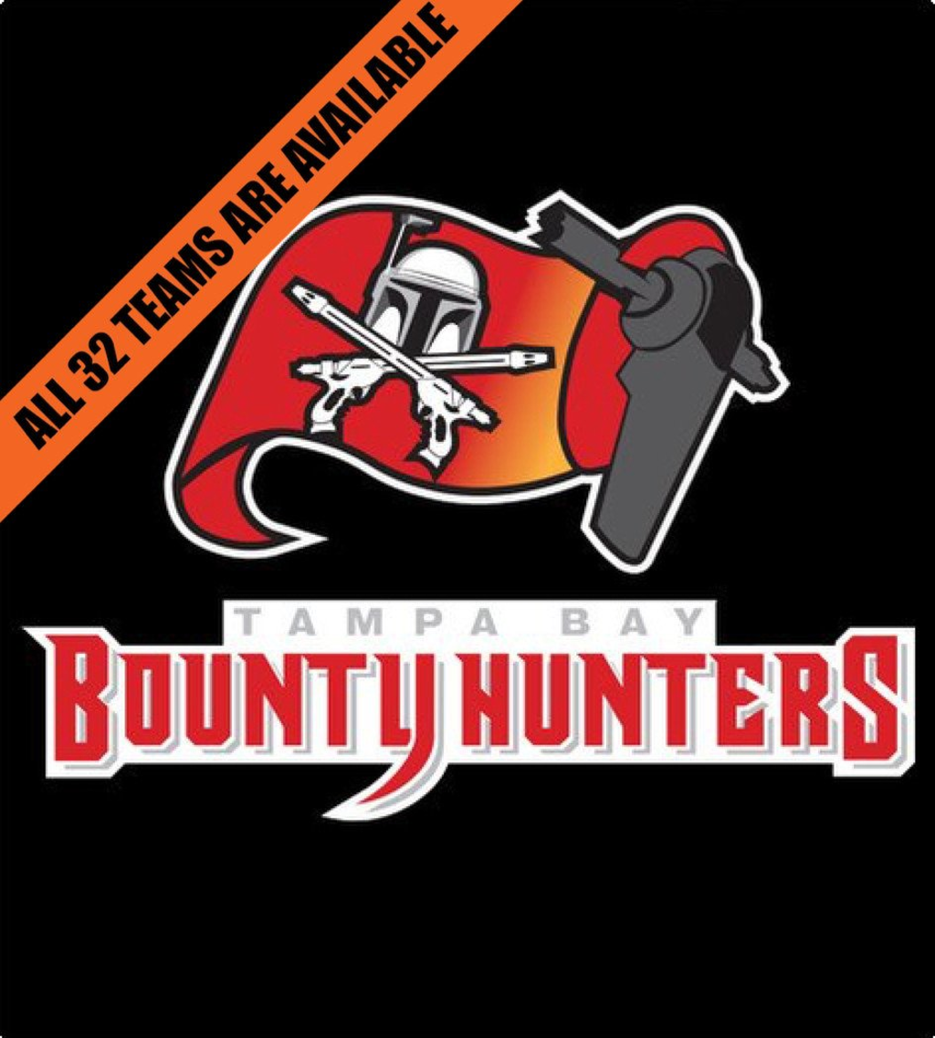 Shirt Battle: Tampa Bay Bounty Hunters
