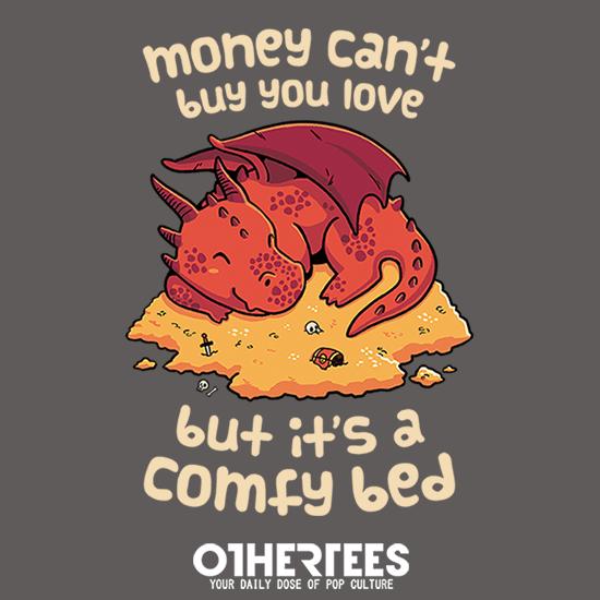OtherTees: Comfy Bed