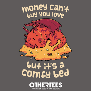 OtherTees: Comfy Bed