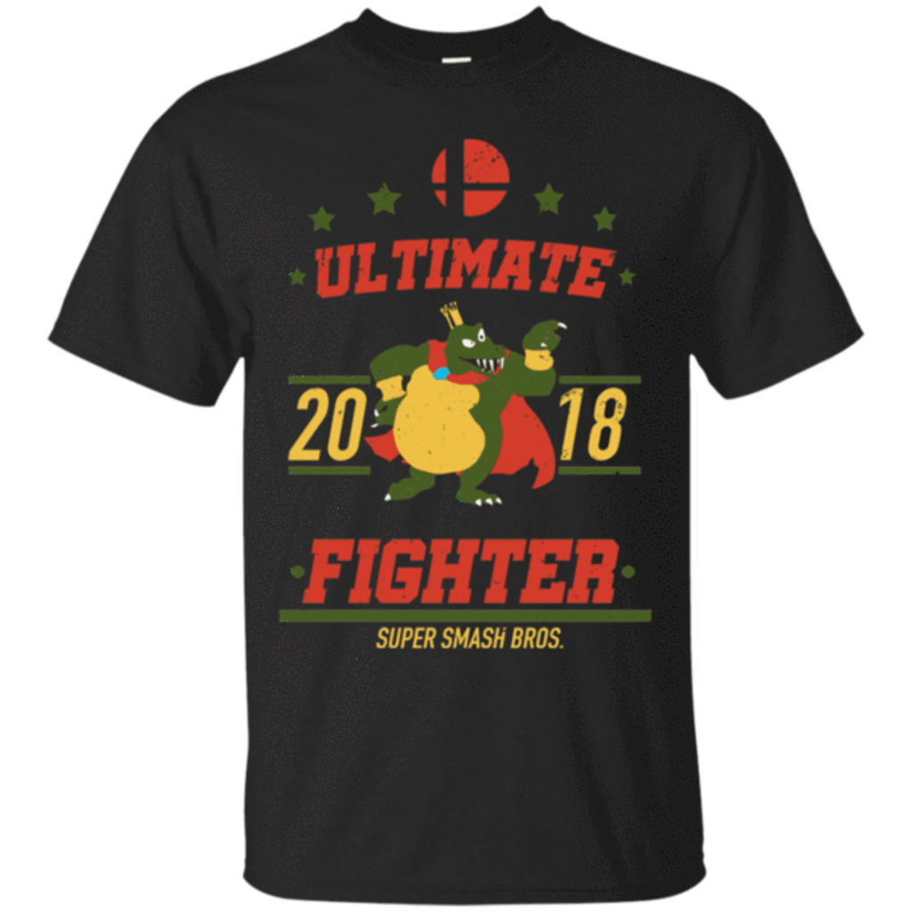 Pop-Up Tee: Ultimate Fighter King K. Rool