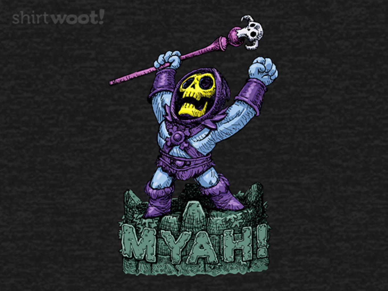 Woot!: Myah's Call