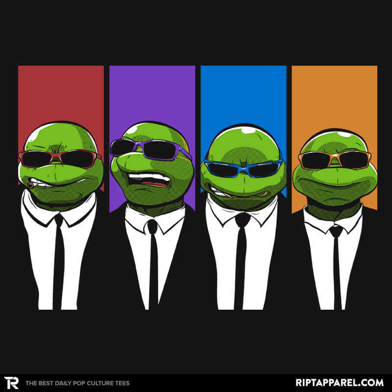 Ript: Reservoir Turtles