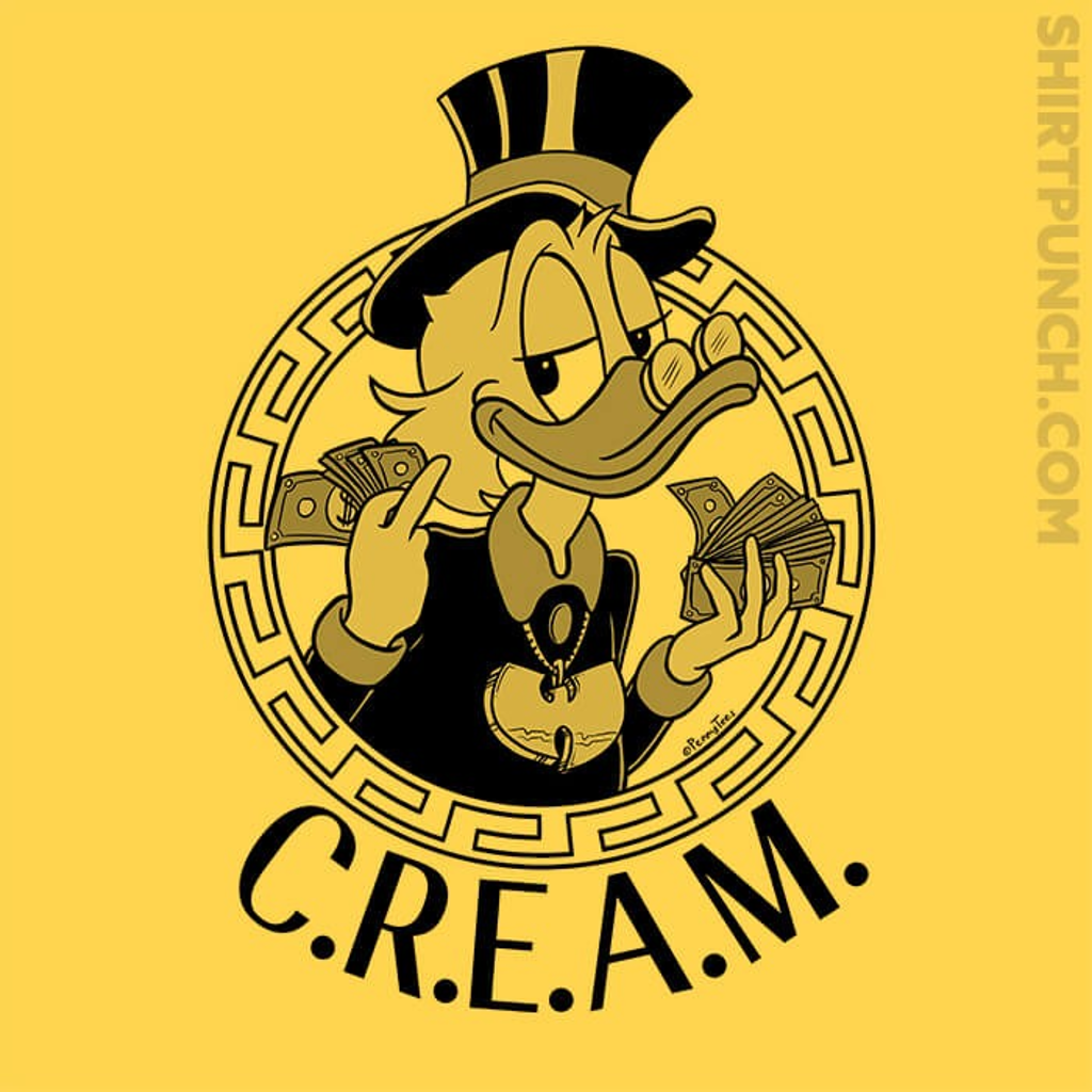 ShirtPunch: CREAM