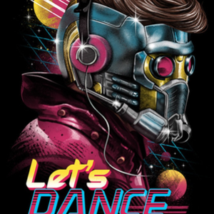 Once Upon a Tee: Dance Lord