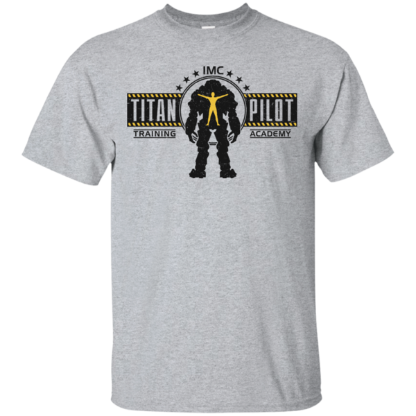 Pop-Up Tee: Titan Pilot