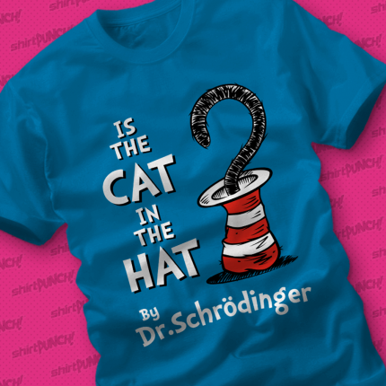 ShirtPunch: Is the Cat in the Hat?
