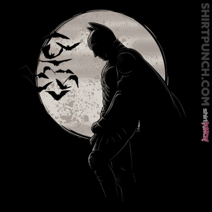 ShirtPunch: Batman by Night