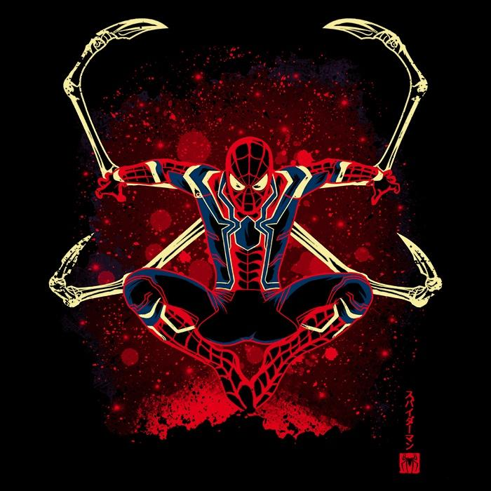 Once Upon a Tee: The Iron Spider