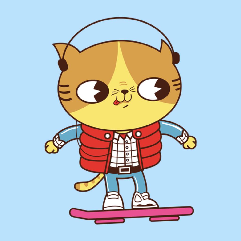 NeatoShop: Meowrty Catfly