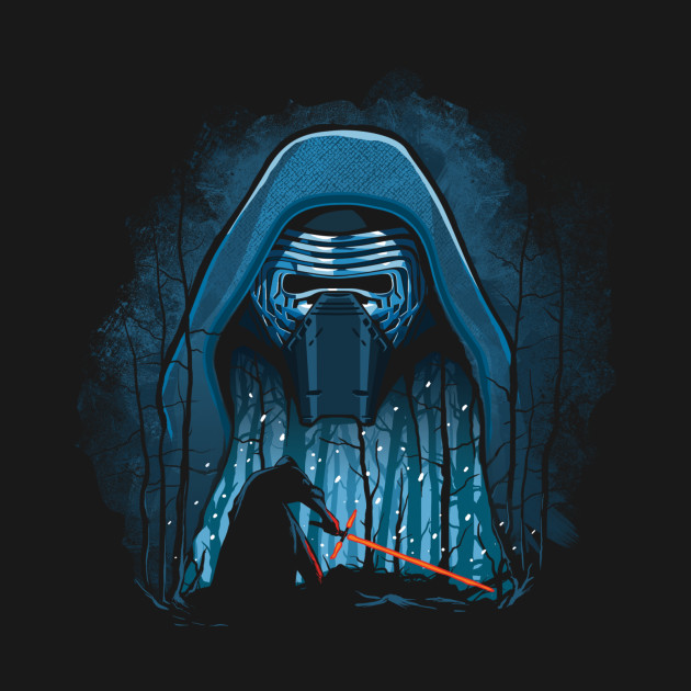 TeePublic: The Dark Side Cometh