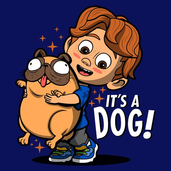 NeatoShop: It's a Dog!
