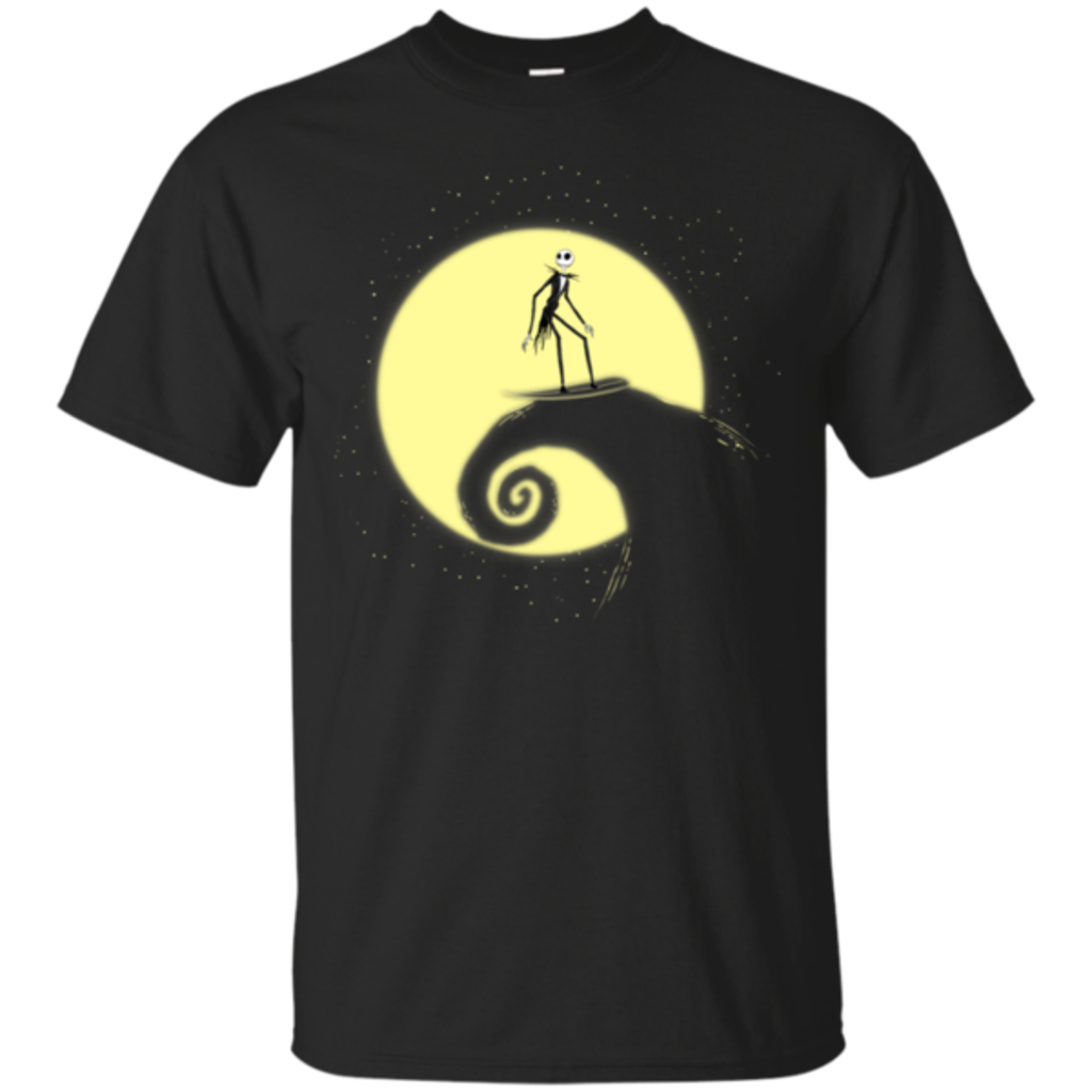 Pop-Up Tee: The Night Before Surfing