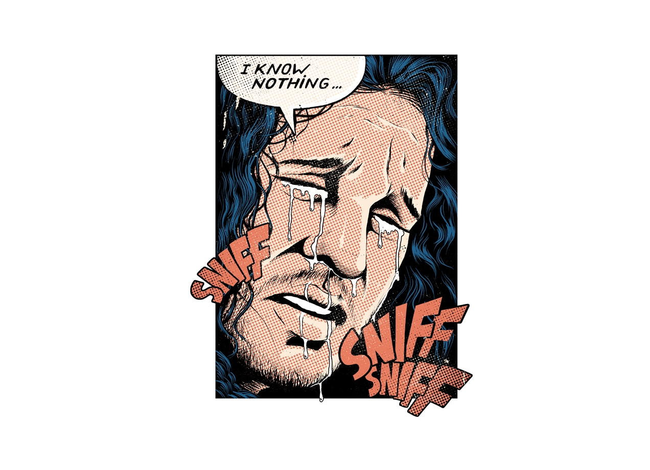 Threadless: Poor Jon!