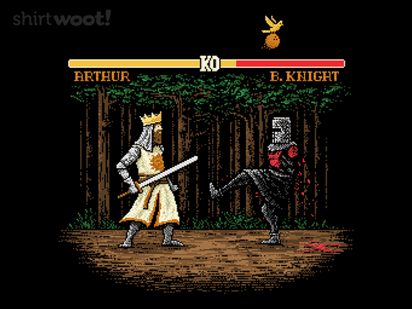 Woot!: Epic Fight