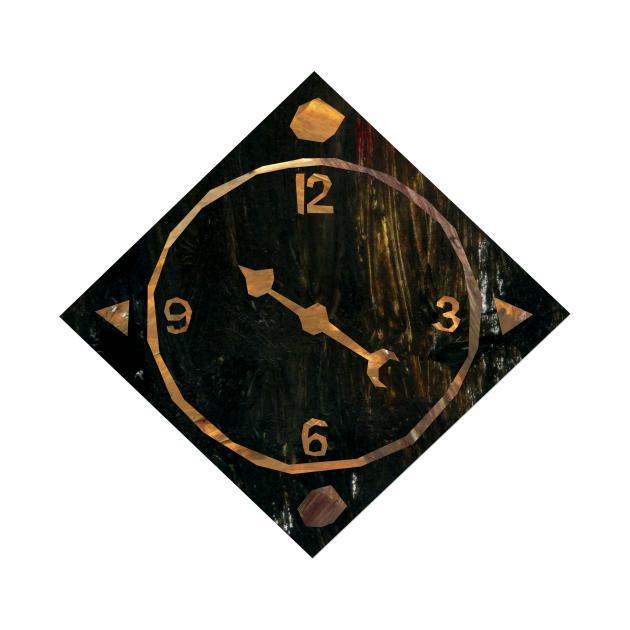 TeePublic: Clock