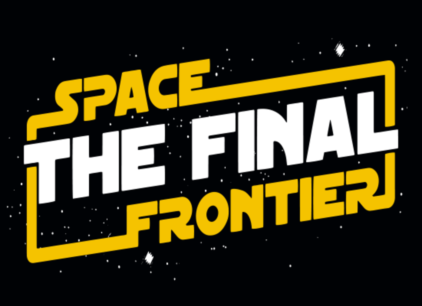 SnorgTees: Space The Final Frontier
