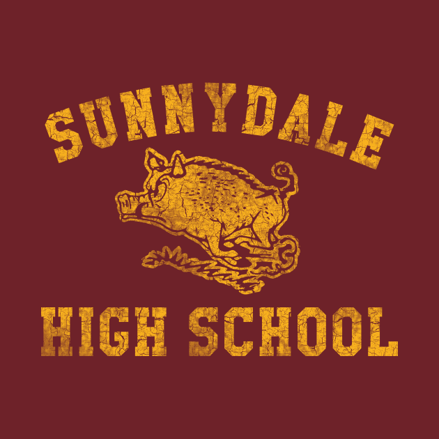 TeePublic: Sunnydale High School